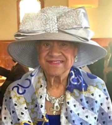 Photo of Margaret Burton