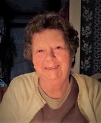 Photo of Joan Hallett