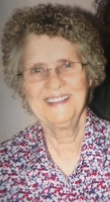 Photo of Gertrude Bennett
