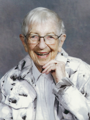 Photo of Joan Phillips (nee Curry)