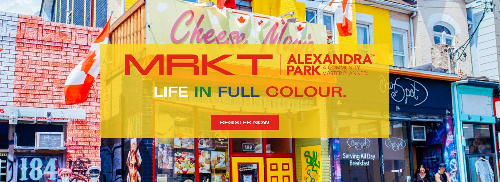 MRKT Alexandra Park - Coming Soon to Dundas and Spadina