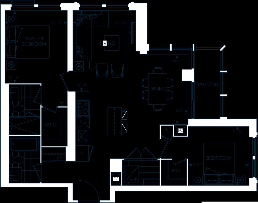 Evermore 2L Floorplan