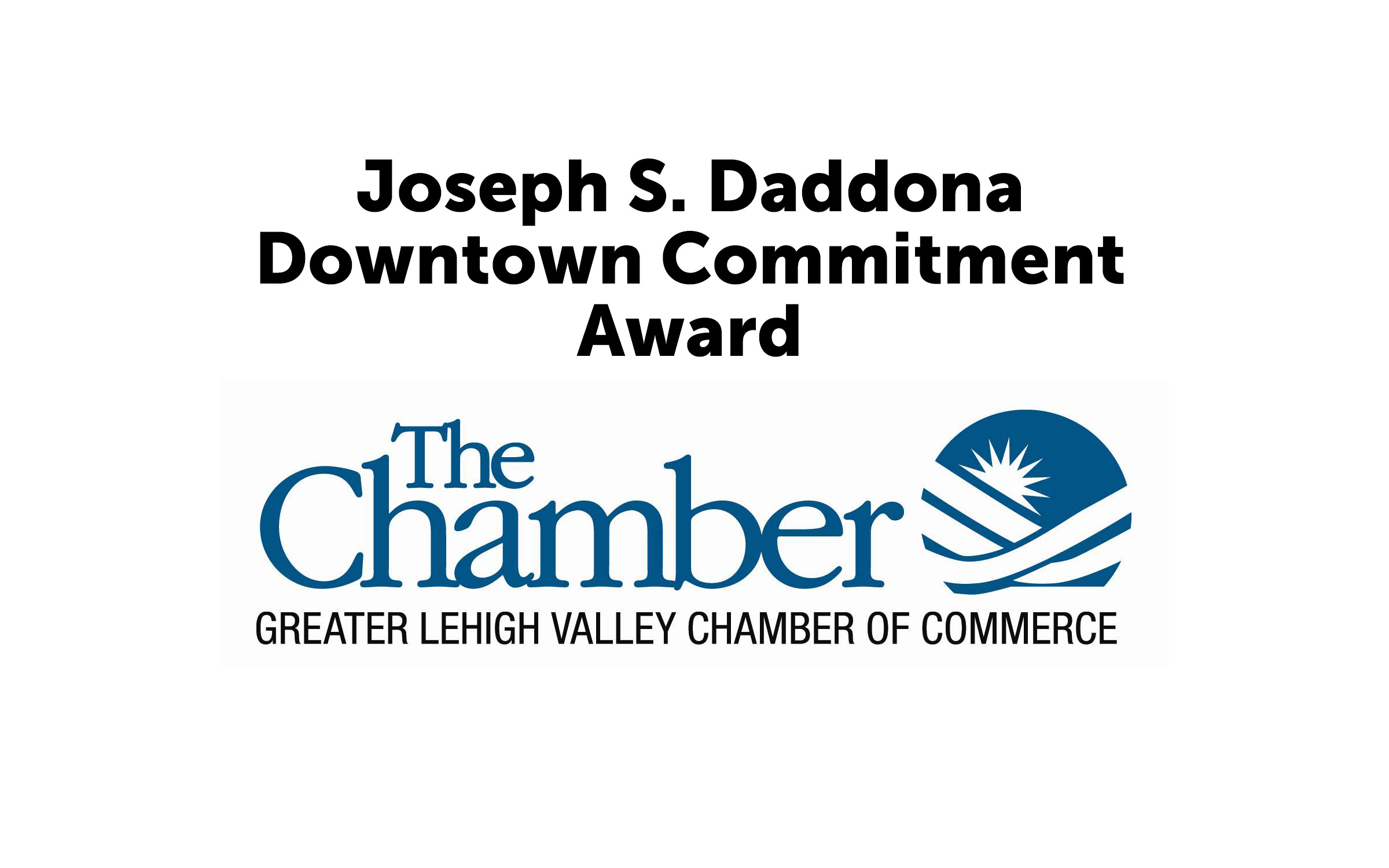 Trifecta Technologies received the Downtown Commitment Award