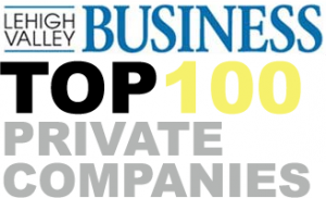 Trifecta Technologies was recognized as one of Lehigh Valley Business' Top 100 Private Companies