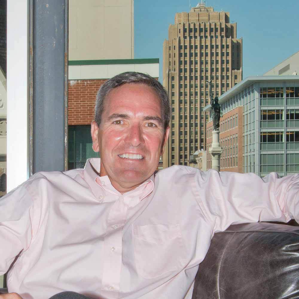 Doug Pelletier, president of Trifecta Technologies