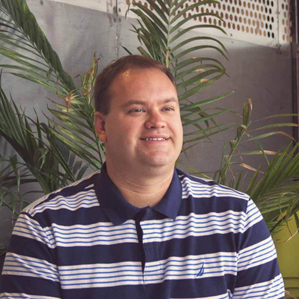 Matt Frankenfield, director of IT for Trifecta Technologies