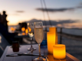 Product Plated Dinner Sunset Sail From Lahaina