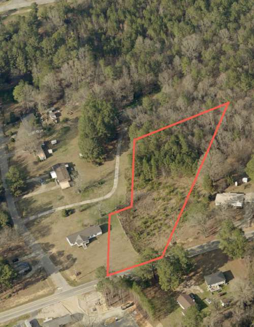 ±1.71 AC on Piney Grove Road