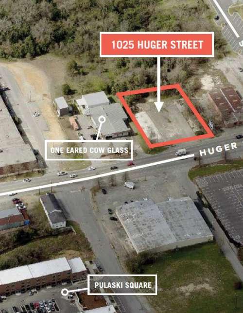 1025 Huger Street
