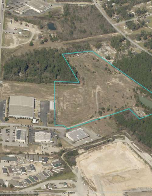 1227 South Lake Drive | Development Sites