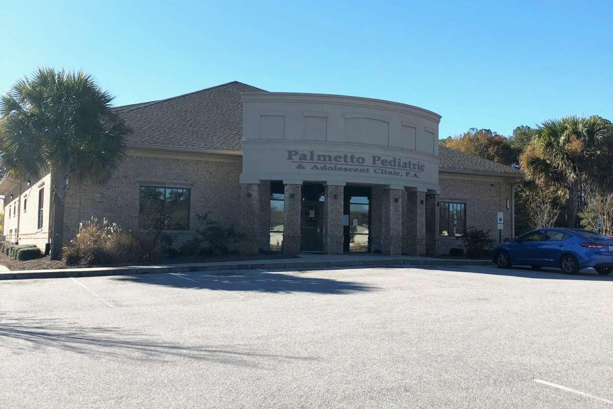 Palmetto Pediatrics Building Image r