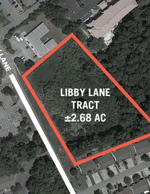 2.68 AC Libby Lane at Sunset Blvd