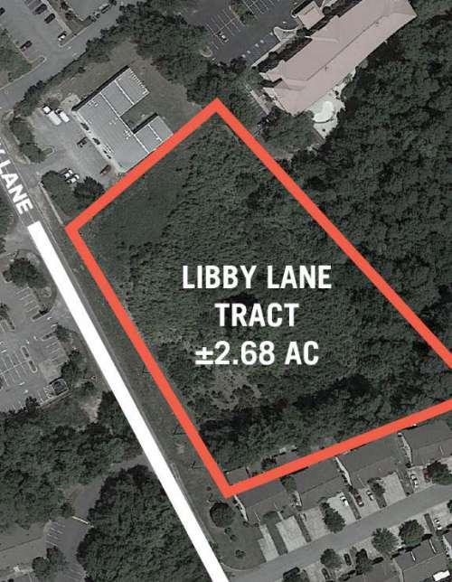 2.68 AC Libby Lane at Sunset Blvd