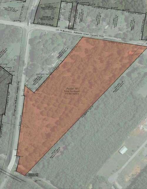 Adelaide Street & HWY 37 Bypass | Development Sites