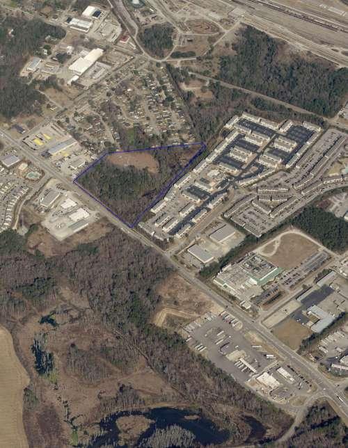 Bluff Road Development Site