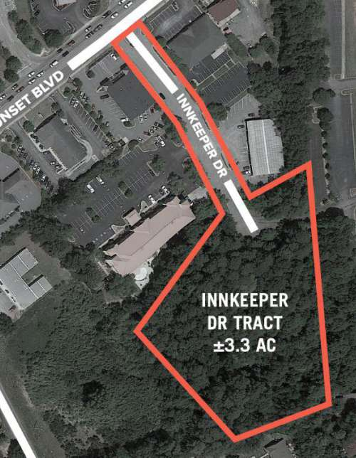 Innkeeper Drive Development Site