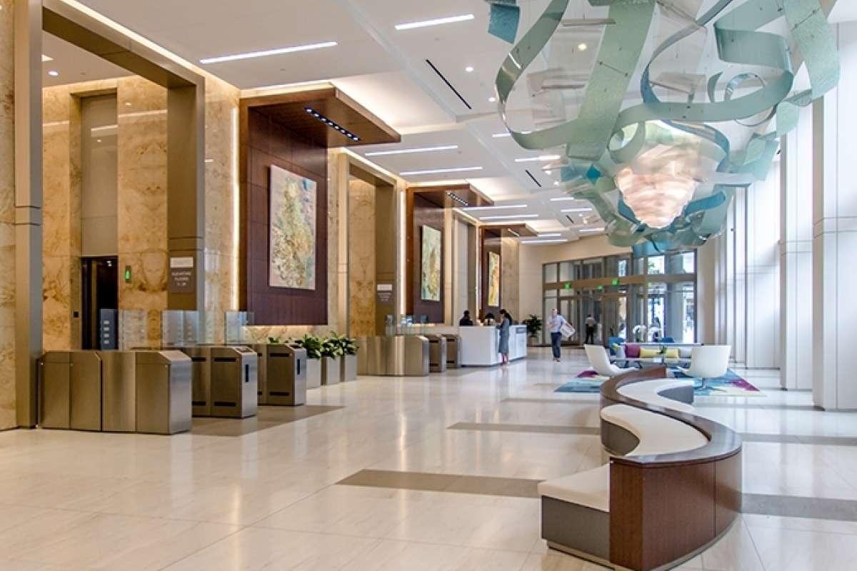 CLT Office Bank Of America Plaza 2 web