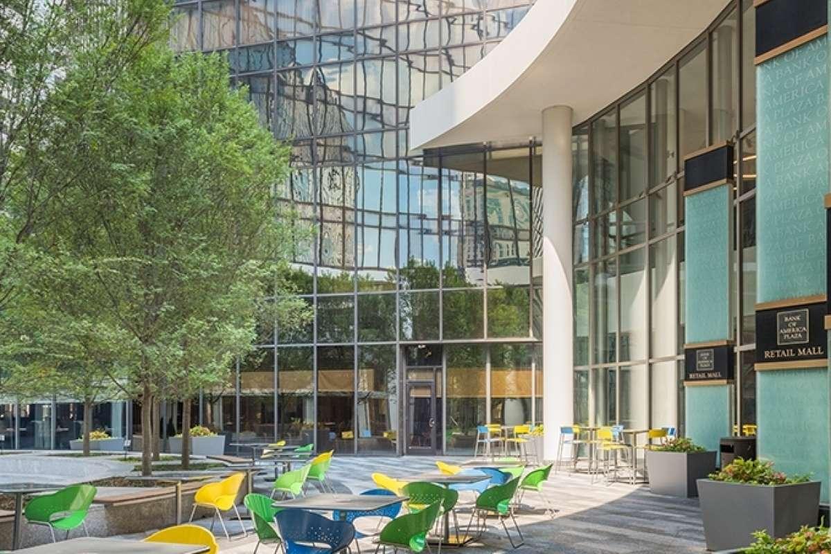 CLT Office Bof A Plaza 3 web