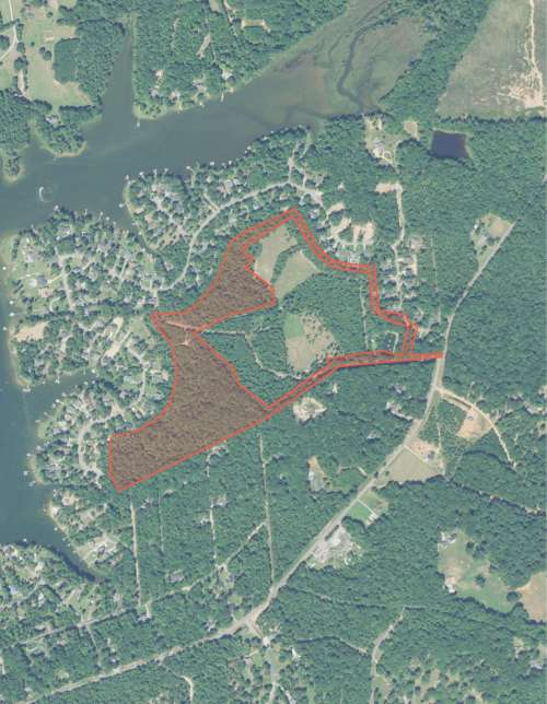 Smallwood Drive at Dreher Island Road ±26.11 Acres