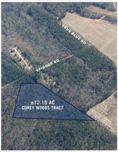 St. Matthews Residential-Recreational Site - Corey Woods Land Tract