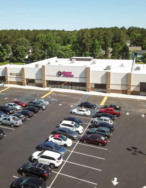 The Crossings Shopping Center
