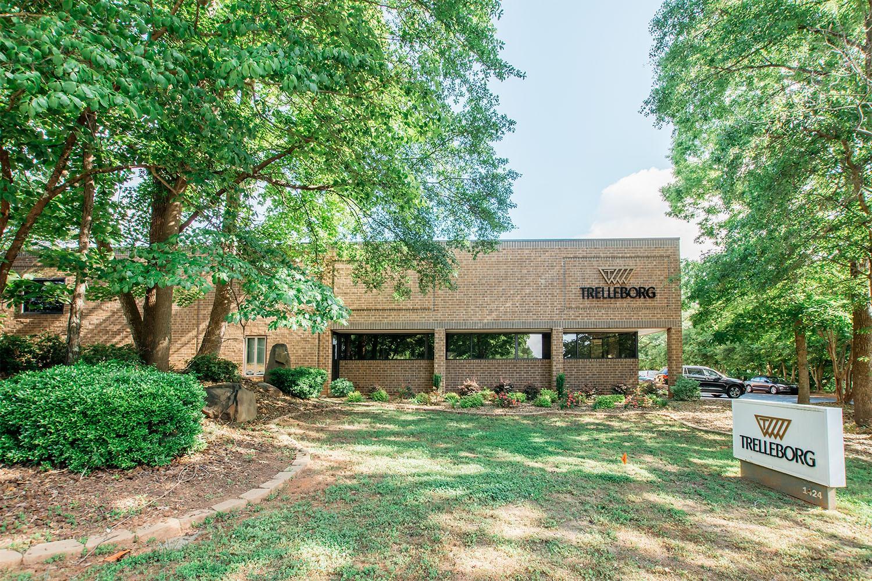 Coffey Creek Business Park - 1424 Cross Beam Drive - SOLD