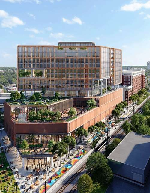 Trinity Partners to manage Portman Holding's The Line in South End