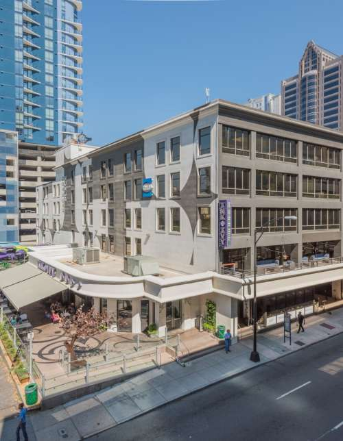 Trinity Partners announces the sale of Packard Place