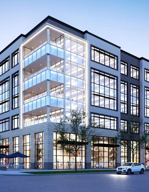 Marsh Properties and Aston Properties to develop 2825 South; announces first tenants