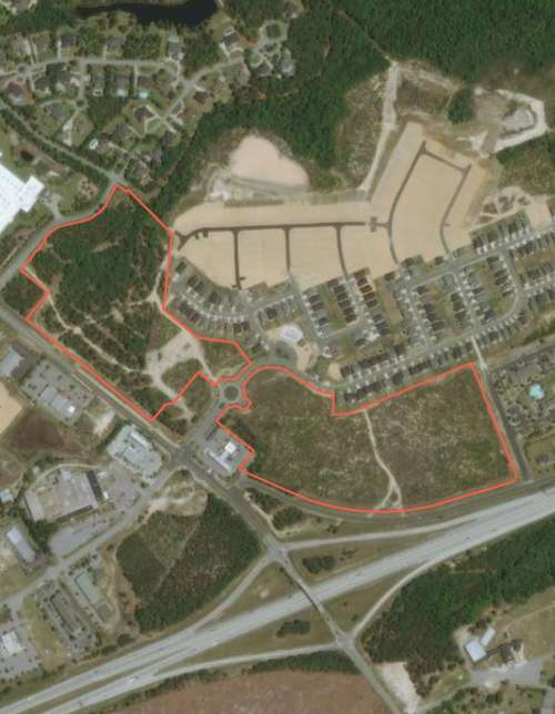 Spears Creek Church Road Development Site