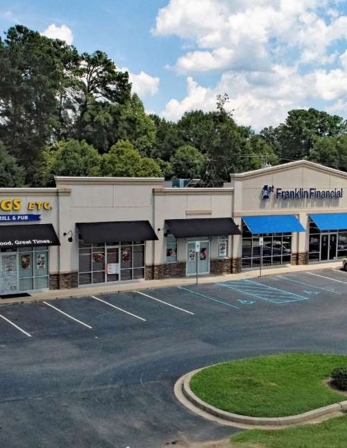 Trinity Partners' Dail Longaker represents owner in sale of Blalock Springs Shopping Center in Boiling Springs, South Carolina