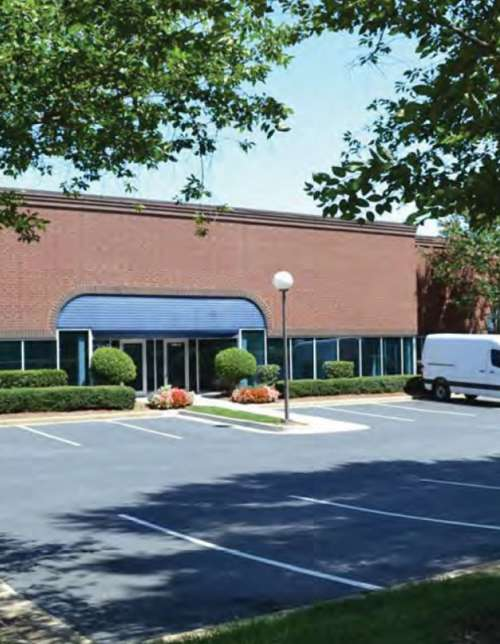 South Point Business Park - 14201 South Lakes Drive