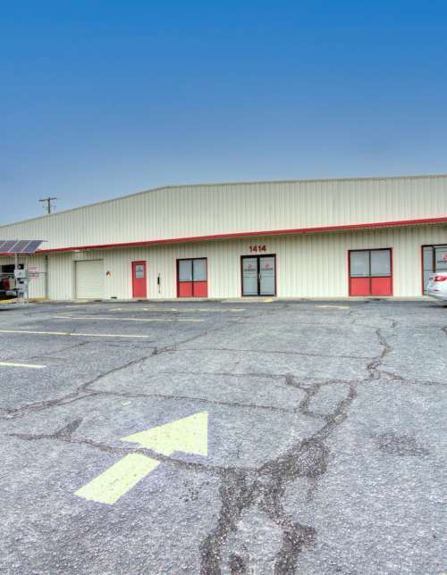 1414 Old Dairy Industrial Sublease