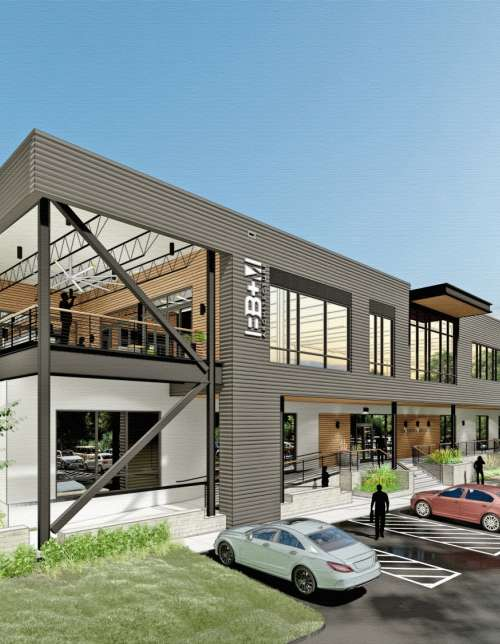 Beauxwright's 1900 West Morehead in FreeMoreWest to deliver this fall