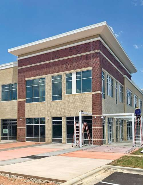 Shoppes & Offices at Alexander Place - Phase 2