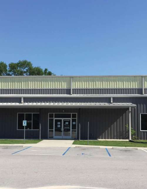 Turnkey Sports Facility at Anders Dr.