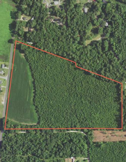 Eastover Tract