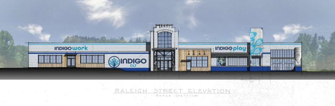 New Office and Retail Space announced in NoDa: Indigo CLT
