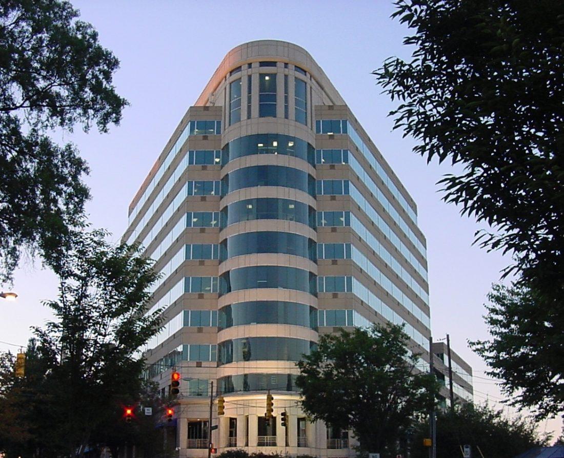 Hamilton EQ acquires Gateway Center in downtown Charlotte