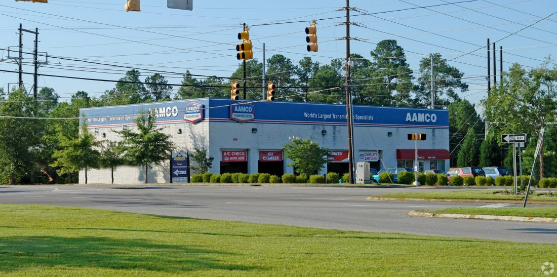 CapRidge Partners Acquires SouthPark's Fairview Center
