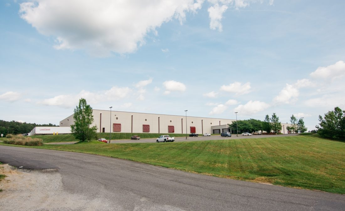 Trinity Partners announces the sale of two properties located in RiverStone Business Park in Forest City, North Carolina