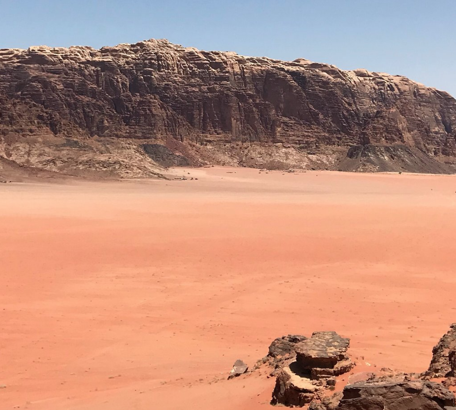 User submitted photo of Wadi Rum