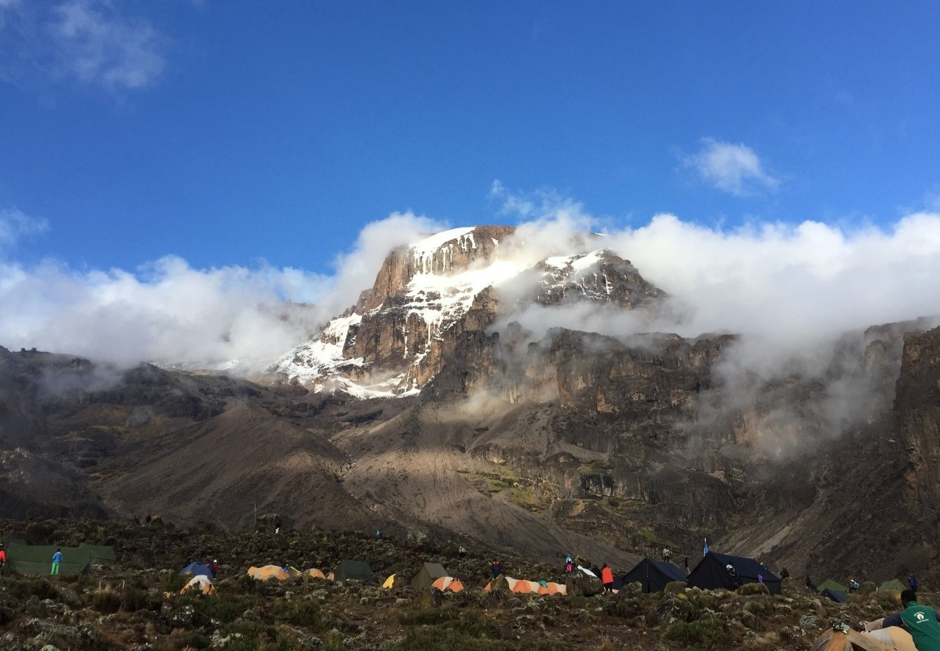 User submitted photo of Mount Kilimanjaro