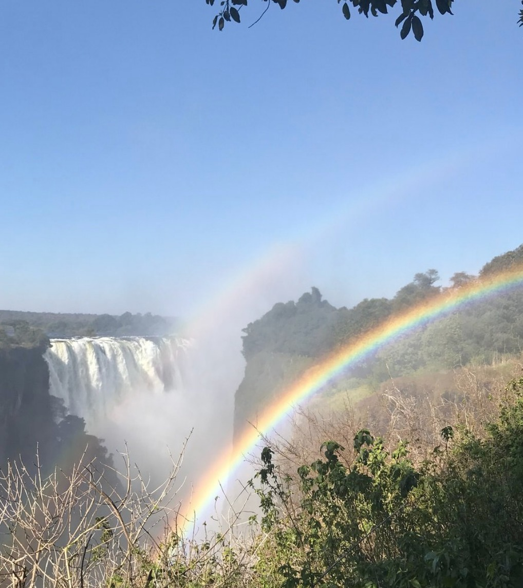 User submitted photo of Victoria Falls