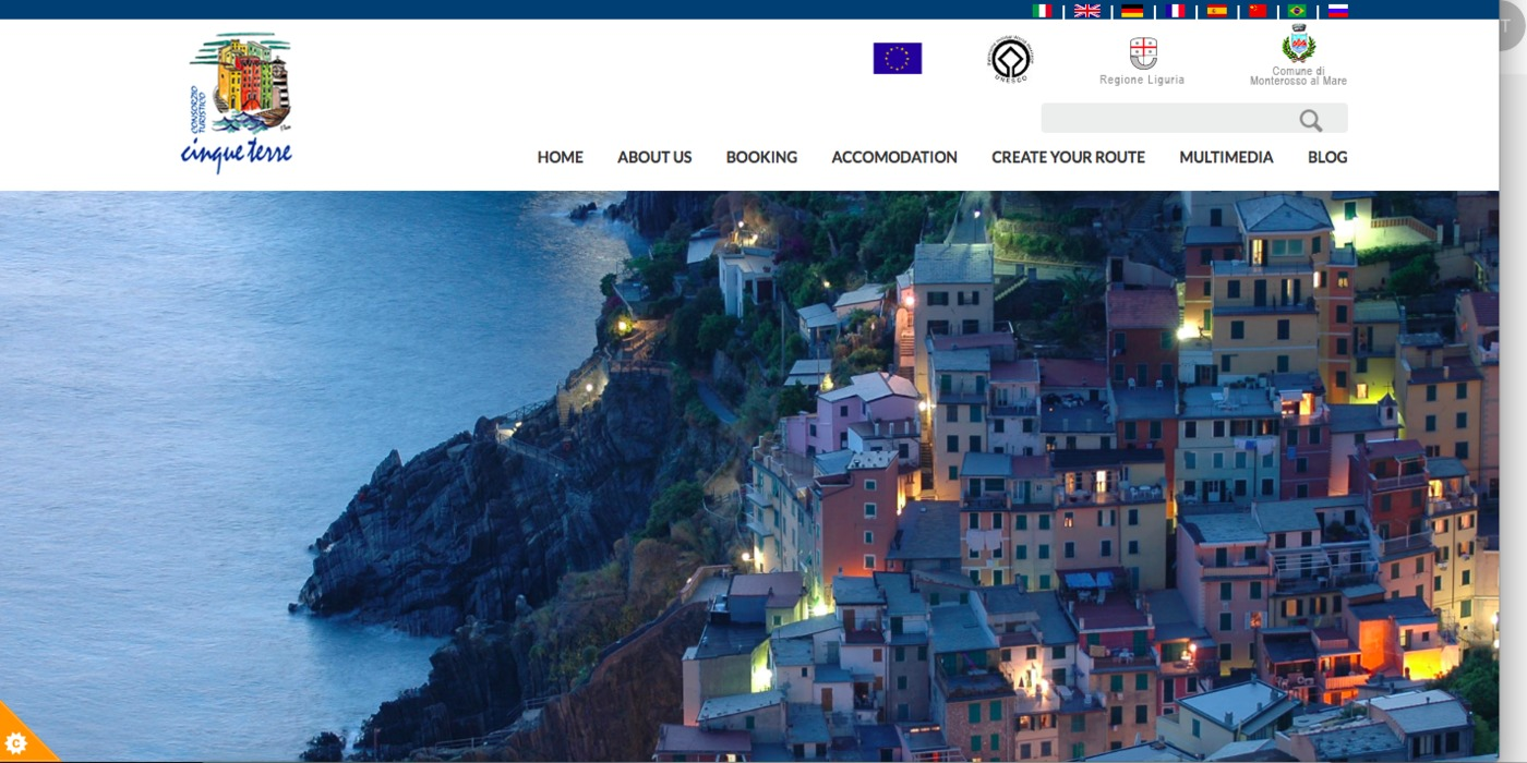 User submitted photo of Cinque Terre
