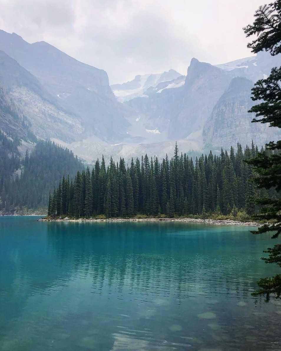 User submitted photo of Canadian Rockies