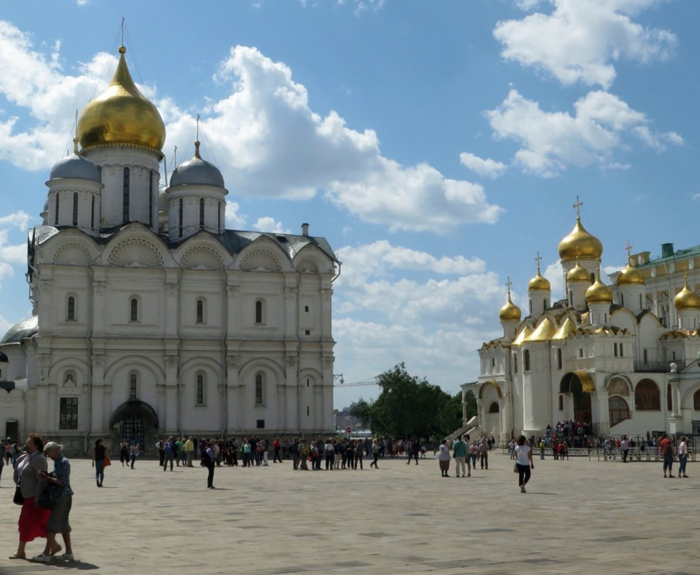 User submitted photo of Moscow Kremlin