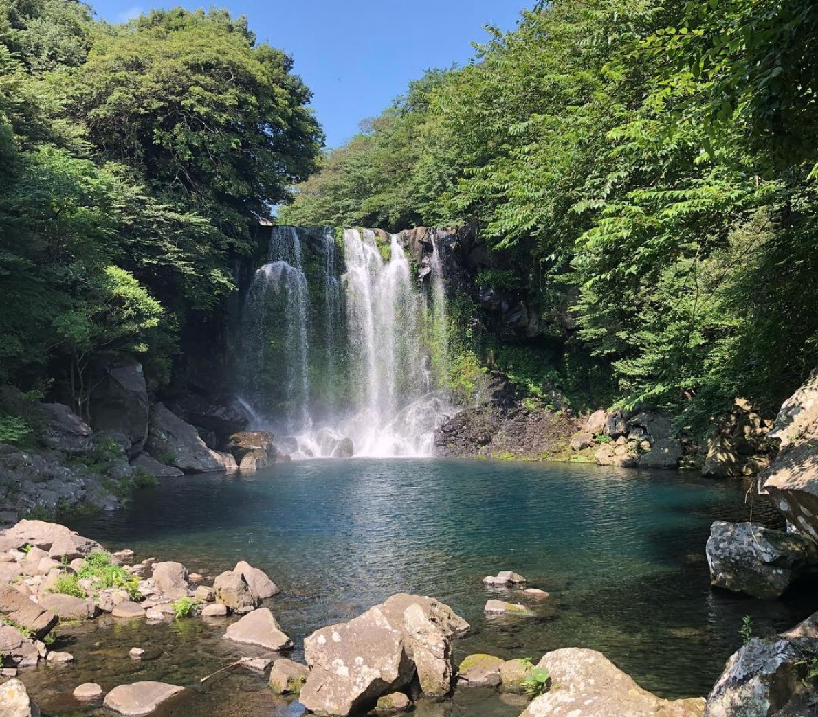 User submitted photo of Jeju Island