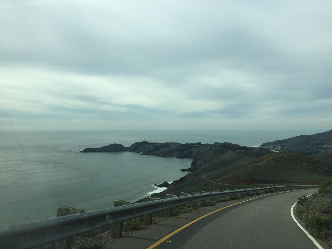 User submitted photo of California State Route 1 (Highway 1)
