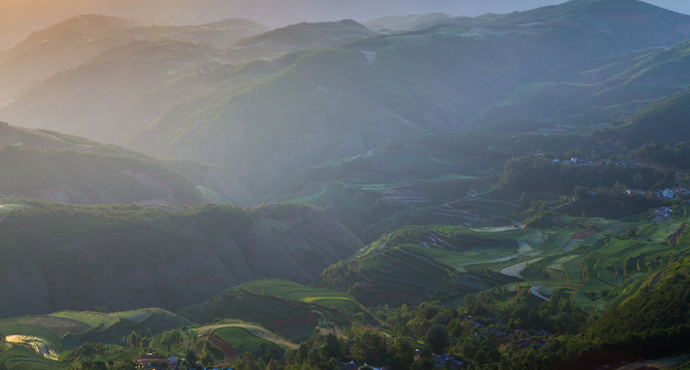User submitted photo of Dongchuan